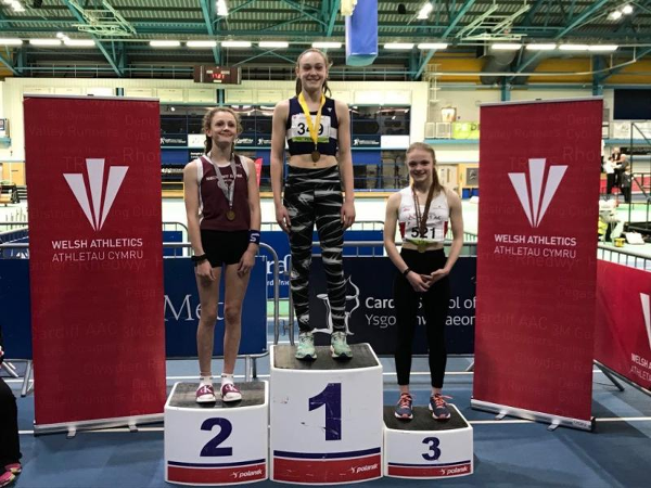 South West England Regional Pole Vaulting Championships winners