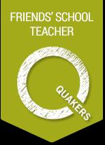Teacher at a Quaker school