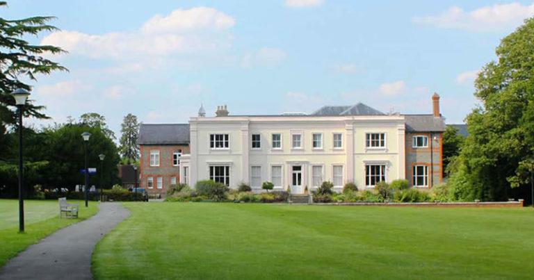 Leighton Park School, a Quaker School in Reading, England