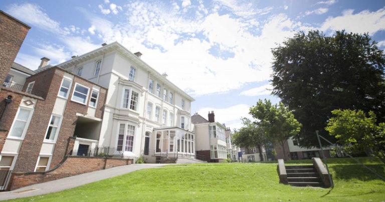 The Mount School in York, UK