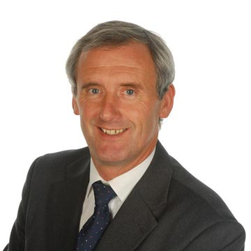 Michael Goodwin, former head of Sibford School