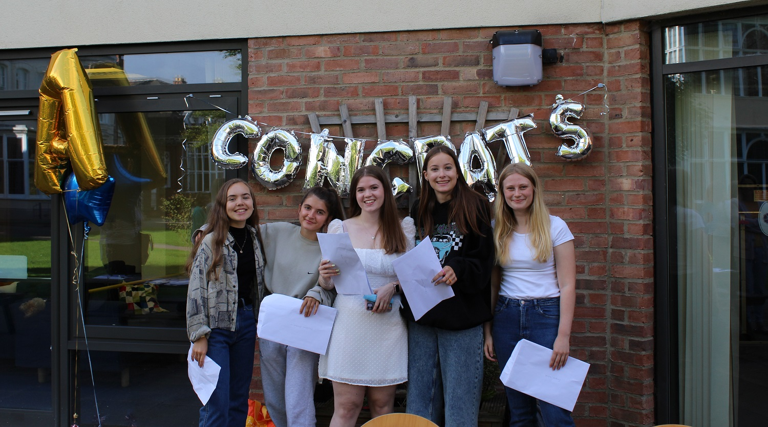 The Mount School York celebrates 'A'-mazing A Level Results