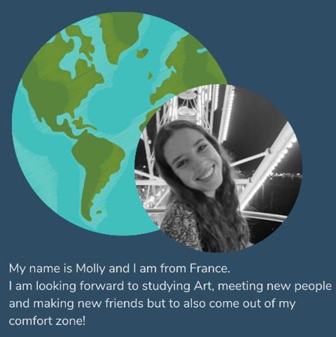 Sidcot international student profile 3